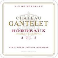 Chateau Gantelet 2015 Bordeaux