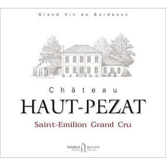 Chateau Haut-Pezat 2015 Saint Emilion Grand Cru