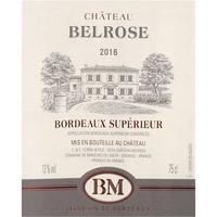 Chateau Belrose 2016 Bordeaux Superieur