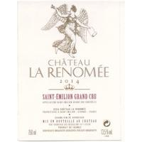 Chateau La Renomee 2014 Saint-Emilion Grand Cru