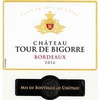 Chateau Tour De Bigorre 2016 Bordeaux