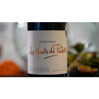 Chateau Les Hauts de Palette 2015 Cotes de Bordeaux
