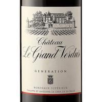 Chateau Grand Verdus 2016 Generation, Bordeaux Superieur