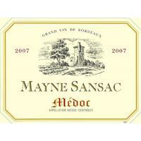 Mayne Sansac 2012 Medoc