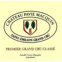 Chateau Pavie Macquin 2015 St. Emilion, Premier Grand Cru Classe