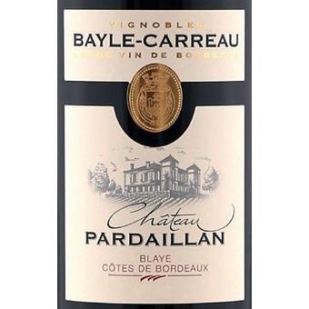 Chateau Pardaillan 2016 Blaye - Cotes de Bordeaux