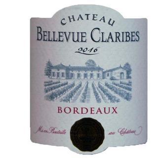 Chateau Bellevue Claribes 2016 Bordeaux