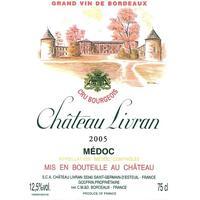 Chateau Livran 2005 Medoc, Cru Bourgeois