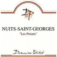 Domaine Petitot 2017 Nuits-Saint-Georges, Les Poisets