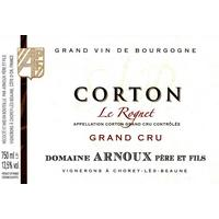 Domaine Arnoux 2016 Corton Grand Cru, Le Rognet