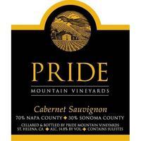 Pride 2016 Cabernet Sauvignon, Napa/Sonoma