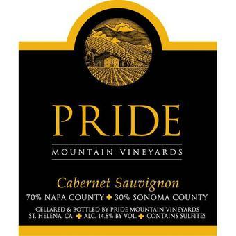 Pride 2017 Cabernet Sauvignon, Napa/Sonoma