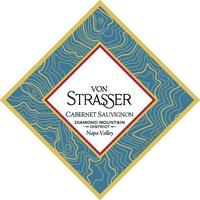 Von Strasser 2018 Cabernet Sauvignon, Diamond Mountain, Napa Valley