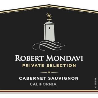 Robert Mondavi 2017 Cabernet Sauvignon, Private Selection, California