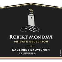 Robert Mondavi 2019 Cabernet Sauvignon, Private Selection, California