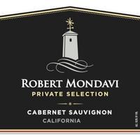 Robert Mondavi 2019 Cabernet Sauvignon, Private Selection, California