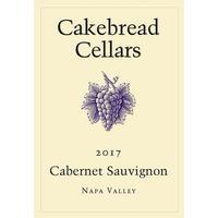Cakebread 2017 Cabernet Sauvignon, Napa Valley