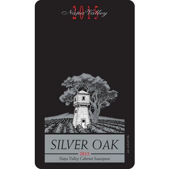 Silver Oak 2015 Cabernet Sauvignon, Napa Valley