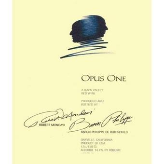Opus One 2016 Napa Valley