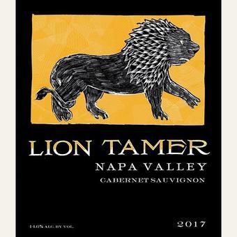 Hess Collection 2017 Lion Tamer Cabernet Sauvignon, Napa Valley