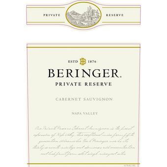 Beringer 2015 Private Reserve Cabernet Sauvignon, Napa Valley