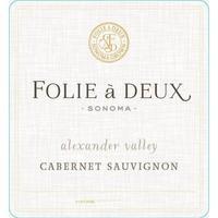 Folie a Deux 2017 Cabernet Sauvignon Alexander Valley