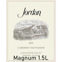 Jordan 2013 Cabernet Sauvignon, Alexander Valley, Magnum 1.5L