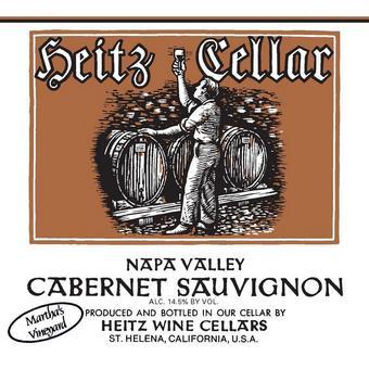 Heitz 2014 Cabernet Sauvignon, Martha's Vineyard, Napa Valley