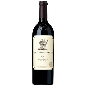 Stag's Leap Wine Cellars 2017 Cabernet Sauvignon, Fay Vyd., Napa Valley