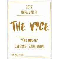 The Vice 2017 Cabernet Sauvignon, The House, Napa Valley