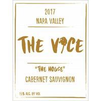 The Vice 2017 Cabernet Sauvignon, The House, Napa Valley