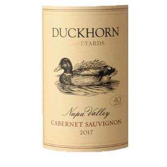 Duckhorn 2017 Cabernet Sauvignon, Napa Valley