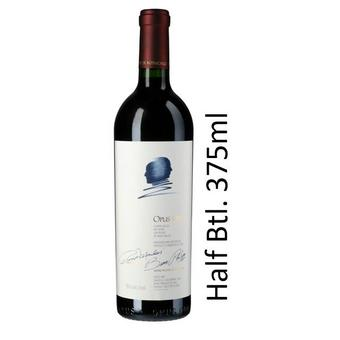 Opus One 2017 Napa Valley, Half Bottle, 375 ml