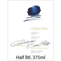 Opus One 2018 Napa Valley, Half Bottle, 375 ml