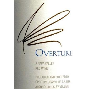 Overture By Opus One V7 Napa Valley Red