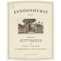 Spottswoode 2017 Cabernet Sauvignon, Lyndenhurst, Napa Valley