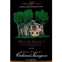 Frank Family 2016 Cabernet Sauvignon, Napa Valley