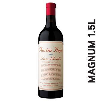 Austin Hope 2017 Cabernet Sauvignon, Paso Robles, Magnum 1.5L