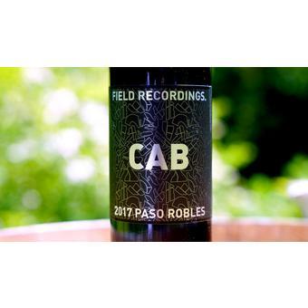 Field Recordings 2017 Cabernet Sauvignon, Paso Robles