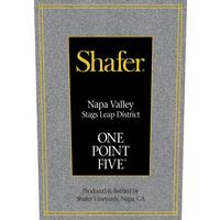 Shafer 2018 One Point Five, Cabernet Sauvignon, Stags Leap District, Napa Valley