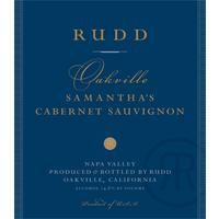 Rudd 2016 Samantha's Cabernet Sauvignon, Oakville, Napa Valley