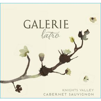 Galerie 2016 Cabernet Sauvignon, Latro, Knights Valley