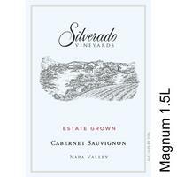 Silverado 2015 Cabernet Sauvignon Estate, Napa Valley, Magnum 1.5L