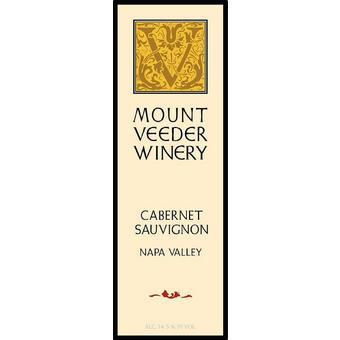 Mount Veeder 2018 Cabernet Sauvignon, Napa Valley