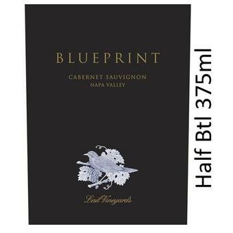Lail Vineyards 2017 Cabernet Sauvignon, Blueprint, Napa Valley, Half Btl. 375ml