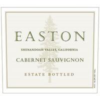 Easton 2012 Cabernet Sauvignon, Shenandoah Valley