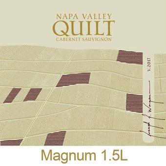 Quilt 2017 Cabernet Sauvignon, Napa Valley Magnum 1.5L