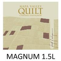 Quilt 2018 Cabernet Sauvignon, Napa Valley Magnum 1.5L