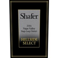 Shafer 2016 Cabernet Sauvignon, Hillside Select, Stags Leap District