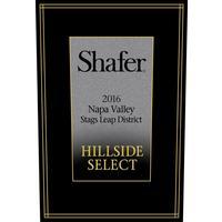 Shafer 2016 Cabernet Sauvignon, Hillside Select, Stags Leap District
